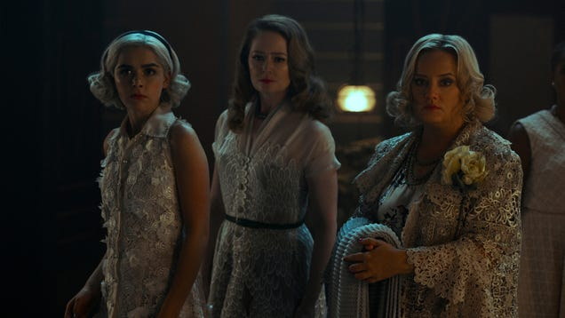 Chilling Adventures of Sabrina accidentally makes some dangerous enemies
