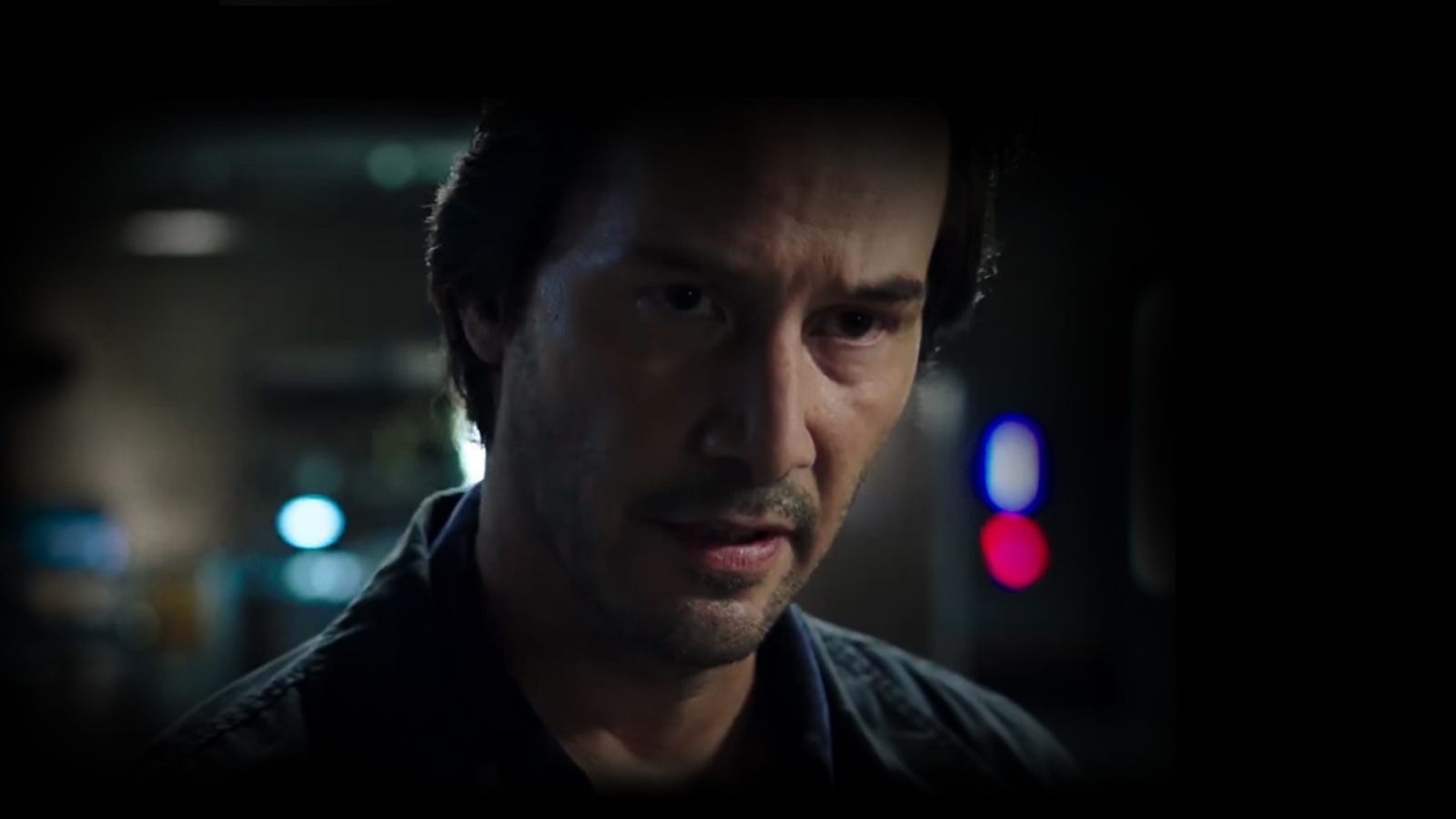 Oh, Right, Keanu Reeves Has a Sci-Fi Film Called Replicas Coming Out