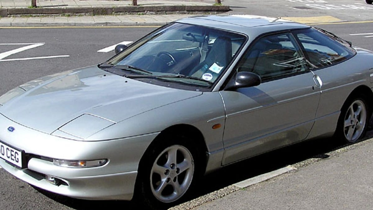 Is the ford probe still a good looking car