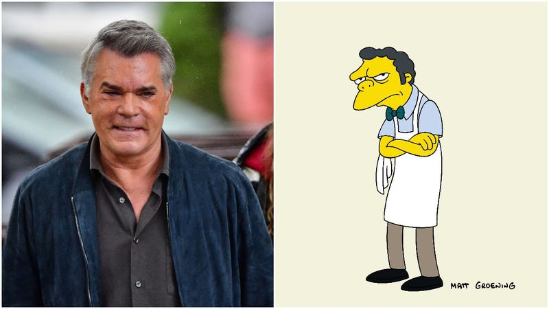 Ray Liotta to play the crappy dad who screwed up Moe Szyslak