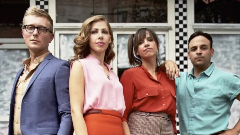 Lake Street Dive plays slick retro R&B for the viral video generation