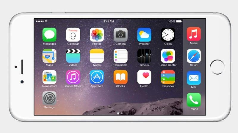 Illustration for article titled Con iOS 10 podrás borrar las aplicaciones preinstaladas en el iPhone que nunca usas