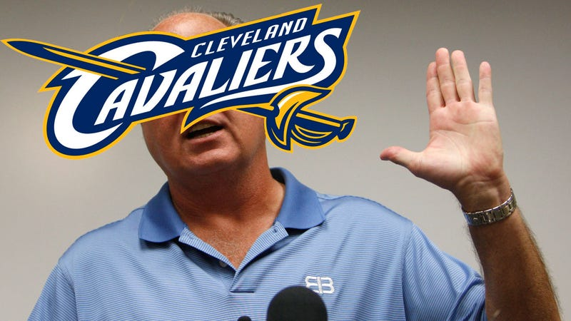 Illustration for article titled The Cleveland Cavaliers Really, Really Do Not Want To Be Associated With Rush Limbaugh Anymore
