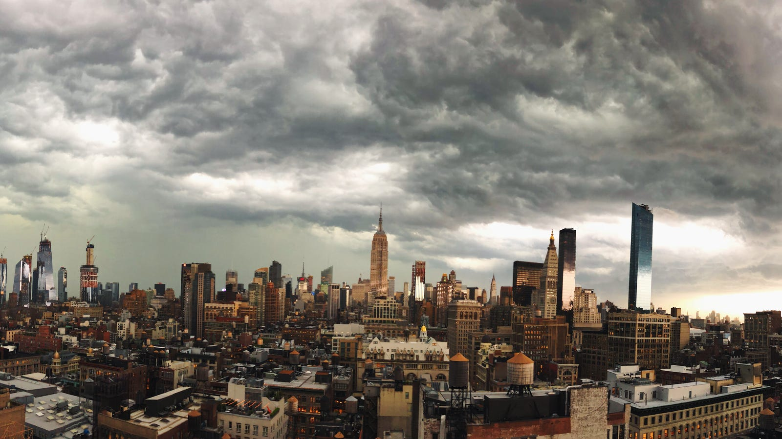 Did New York Just Get Hit By a Derecho?