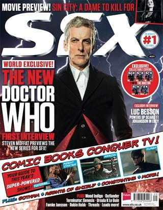 Illustration for article titled SFX's Doctor Who Series 8 guide