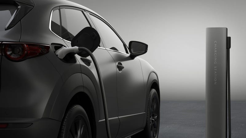 We'll See Mazda's First Electric Car Next Month