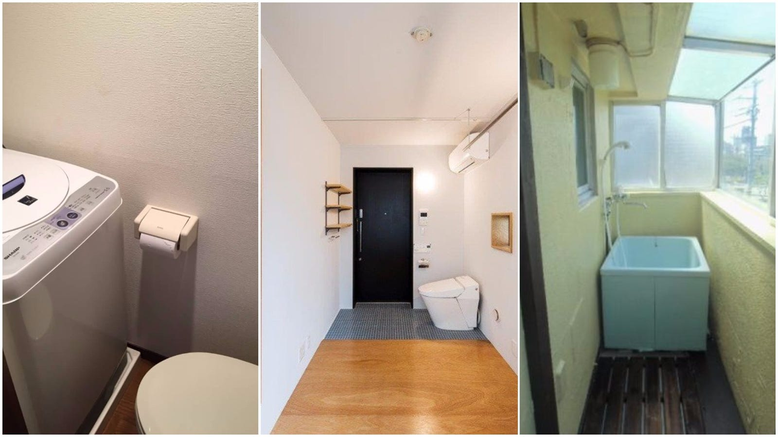 Japan's Crappiest Apartments