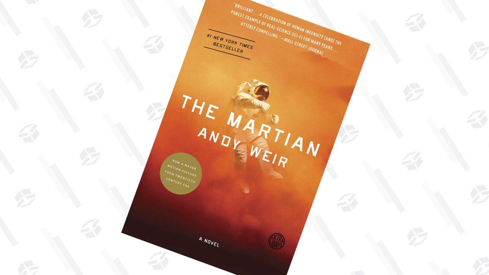 The Martian Ebook Kindle