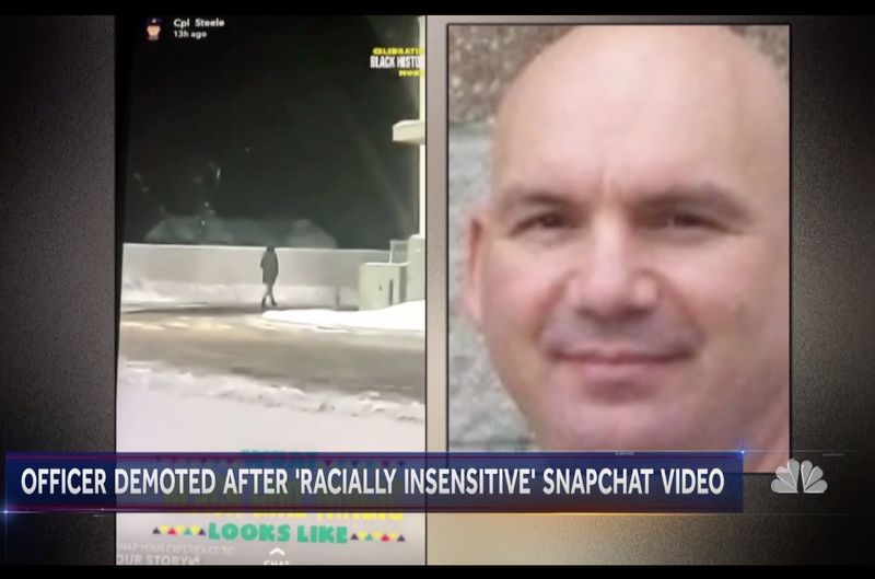 Illustration for article titled What Karma Looks Like: Ex-Detroit Officer Who Mocked Woman in 'Black Girl Magic' Snapchat Video Sued Twice for Racist Abuse