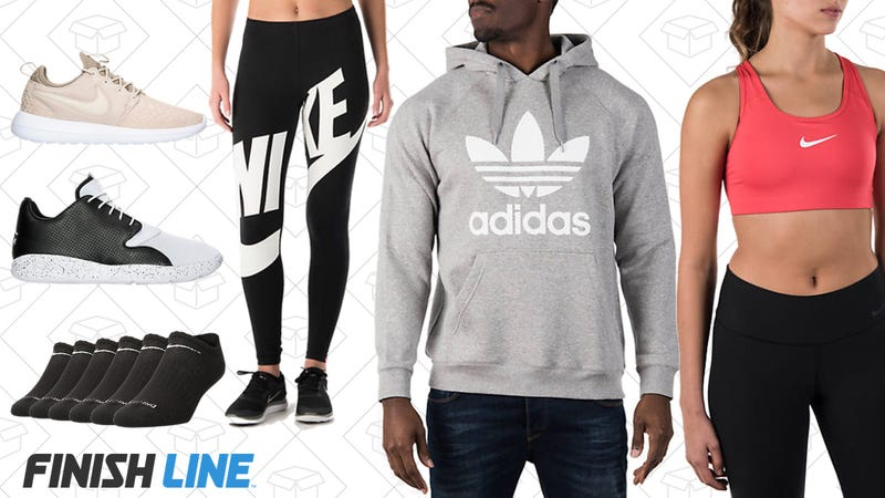 Illustration for article titled Overhaul Your Workout Wardrobe With This Finish Line Sale