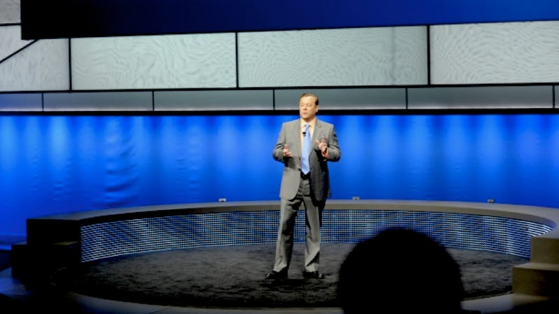 "Illustration for article titled Sony's U.S. Chief Says a PS4 Reveal Would be ""a Distraction"" in 2012"