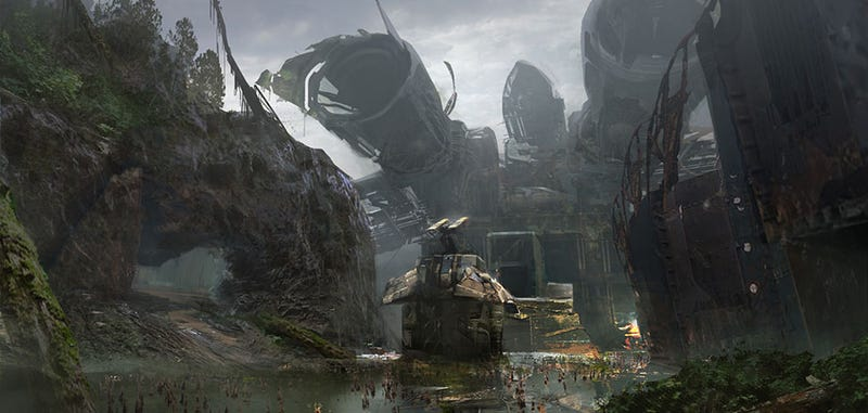 Illustration for article titled Hawken Is Still Around, Still Looks Good