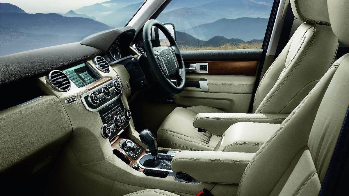 2010 Land Rover Lr4 Updated With Jaguar V8 Http Wwwlandroverlightweightcodiagramjpg