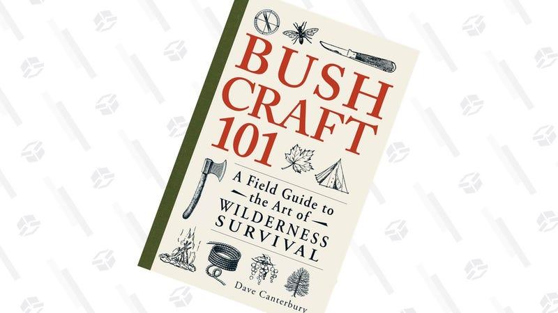 Bushcraft 101 [Kindle]   $2   Amazon