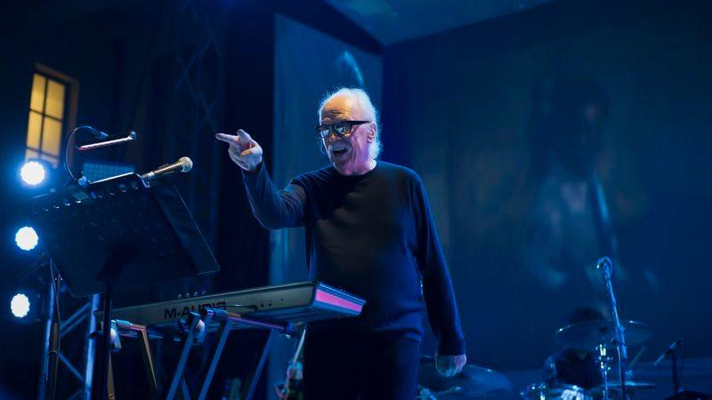 John Carpenter in concert. (Photo: Awakening/Getty Images)