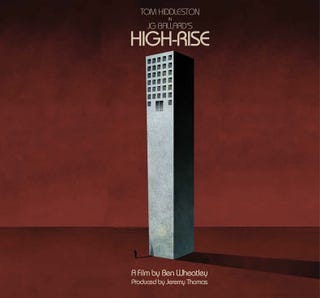 Illustration for article titled Tom Hiddleston will star in the movie adaptation of High Rise!