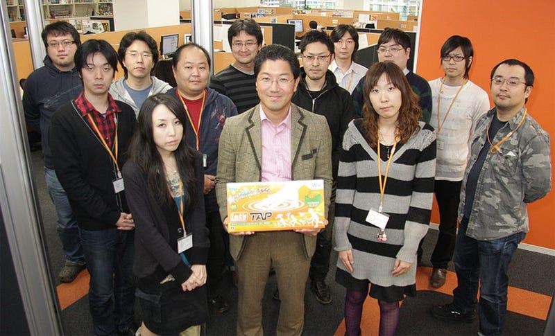 Illustration for article titled Yuji Naka Explains Why He Left Sega, Created Let's Tap