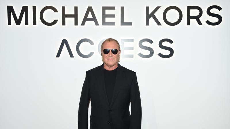 Designer Michael Kors attends Michael Kors and Google Celebrate new MICHAEL KORS ACCESS Smartwatches  on Sept. 13, 2017 in New York City.