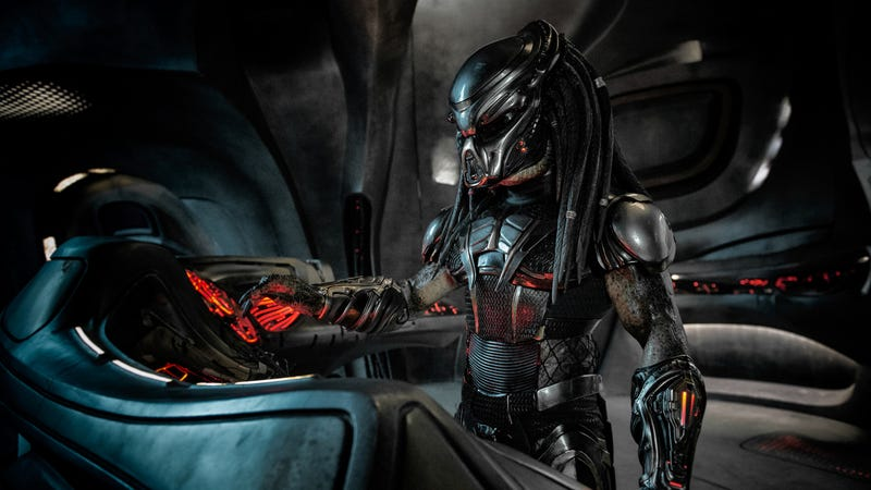 Illustration for article titled Shane Black might be heading to Netflix for his next movie after The Predator