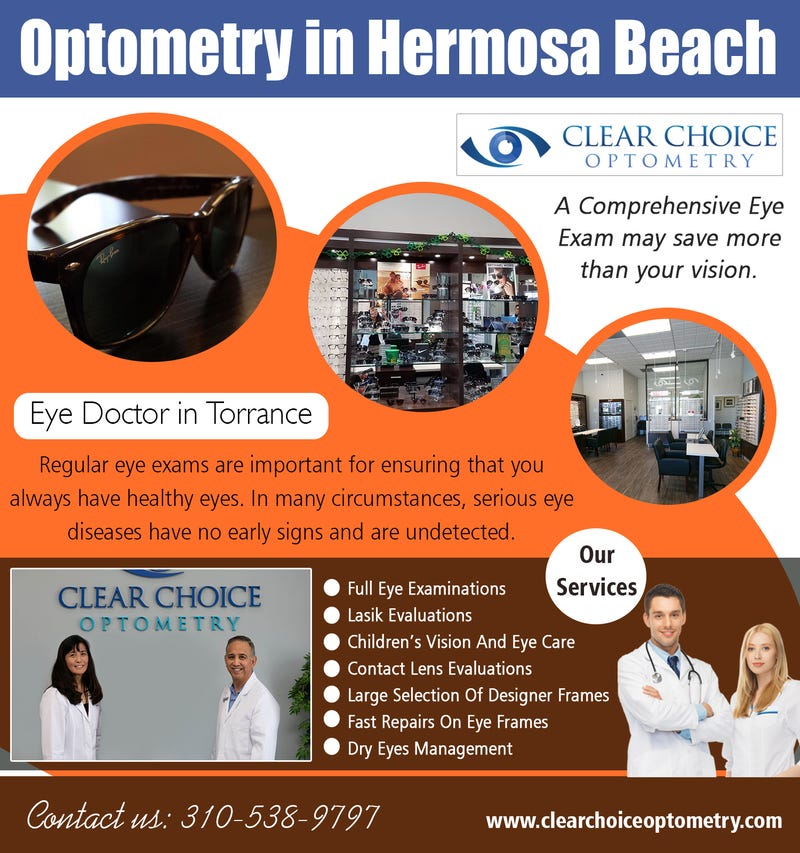 Illustration for article titled Optometry in Hermosa   Beach | 3105389797 | clearchoiceoptometry.com