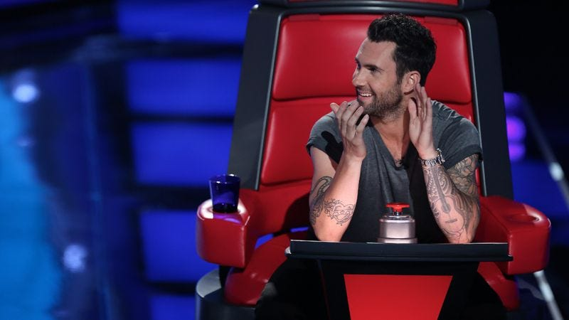 """Illustration for article titled The Voice: """"Blind Auditions Continued, Part 2""""/""""Blind Auditions Continued, Part 3"""""""