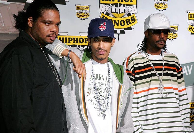 Bone Thugs-N-Harmony(Bryan Bedder/Getty Images)