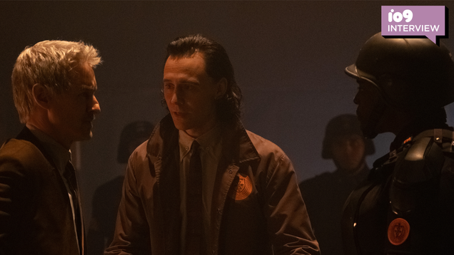 Tom Hiddleston Caught Up His Loki Co-Stars With On-Set  Loki Lectures