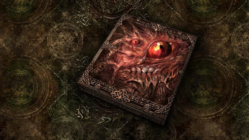 Illustration for article titled Soul Sacrifice Looks A Lot Different In Book Form