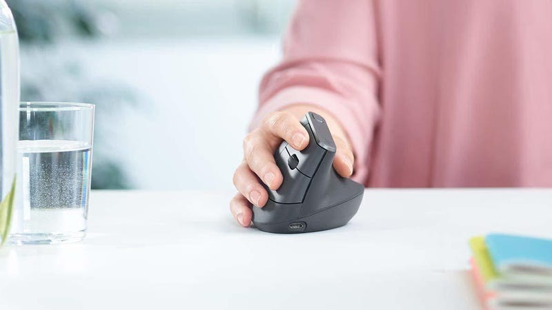 Logitech MX Vertical Wireless Mouse | $84 | Amazon