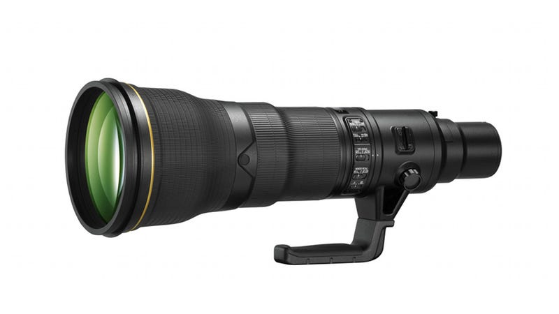 Illustration for article titled Nikon's Ridiculous 800mm Lens Only Costs $18,000