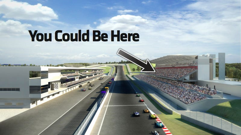 Illustration for article titled How To Get Tickets For Austin's F1 U.S. Grand Prix