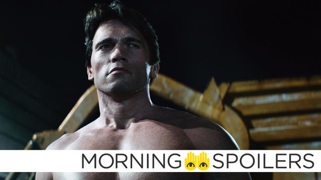 Terminator 6 Set Photos Reveal Our First Look at Sarah Connor s Triumphant Return