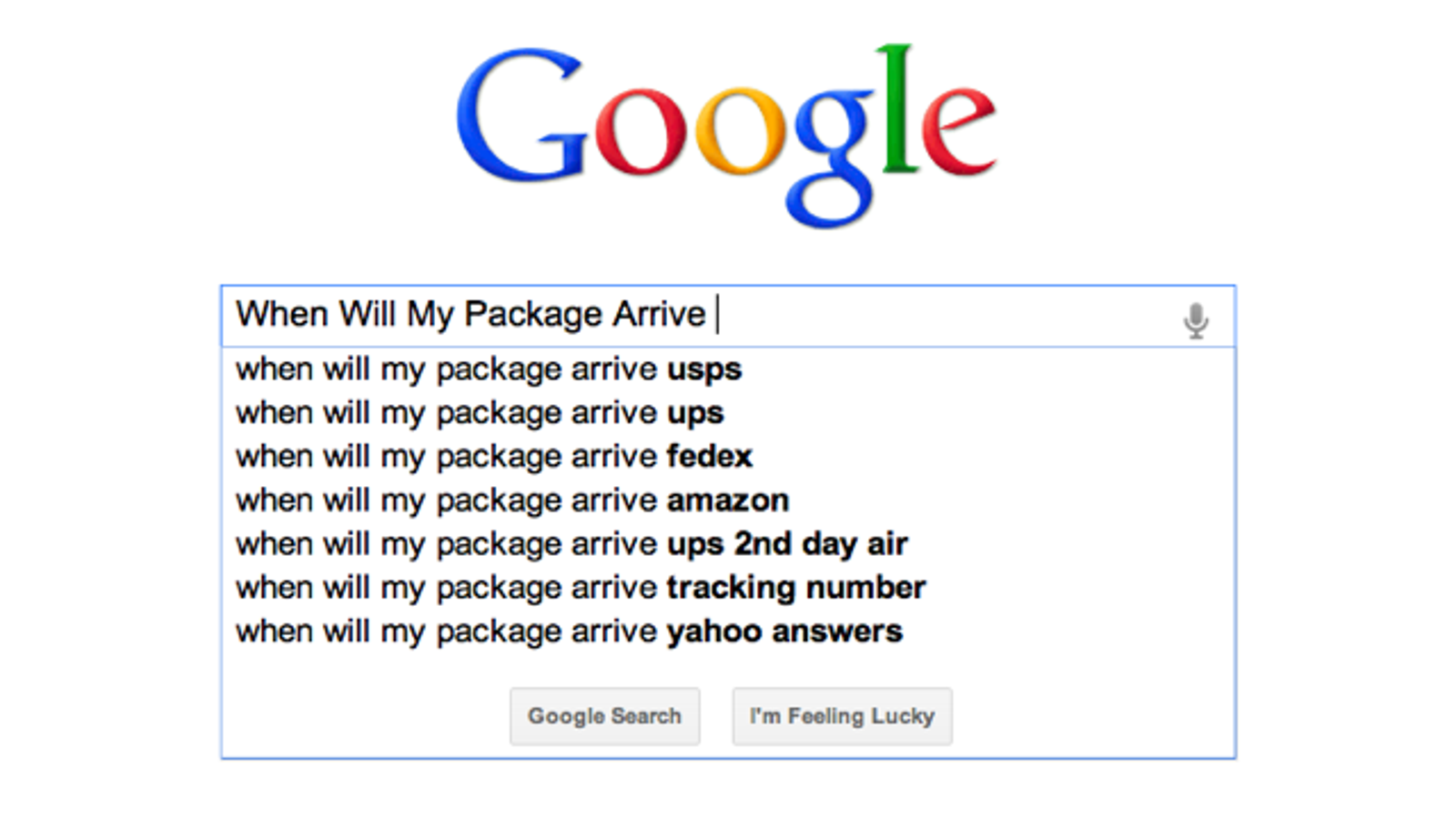 Does Google's Patent for Shipping Notifications Mean They