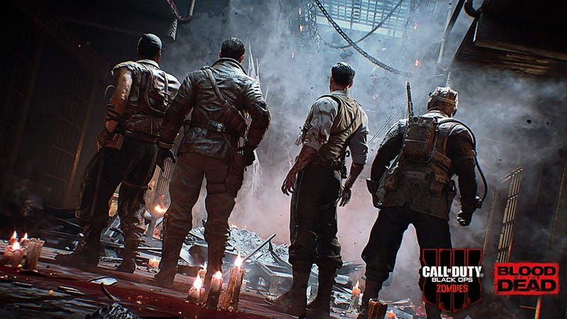 Preorder Call of Duty Black Ops 4 | $60 | Amazon | $10 credit with Prime membership