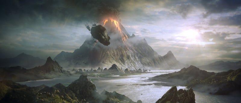 The Elder Scrolls Online Gets Morrowind Expansion