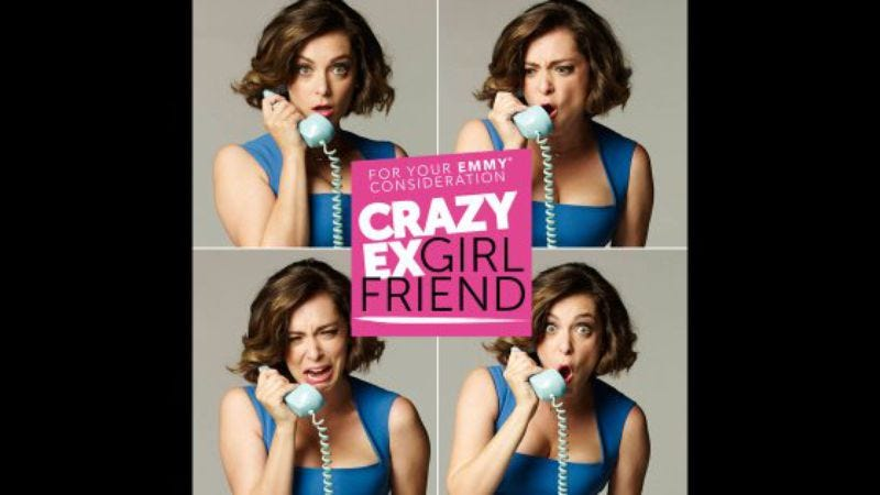 Illustration for article titled You can and should download Crazy Ex-Girlfriend season 1 free on iTunes