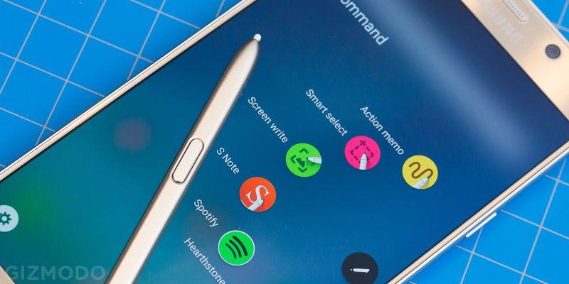 """Se filtra el diseño del Samsung Galaxy Note 8: pantalla de más de 6"""" y sin botón de inicio"""