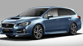 The British Get An Honest Wagon From Subaru