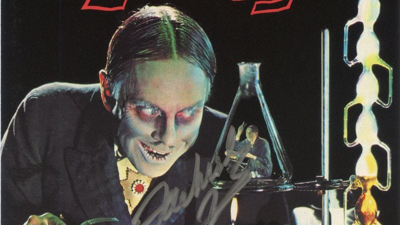 Illustration for article titled Read This: Catching up with classic TV horror host Zacherley The Cool Ghoul
