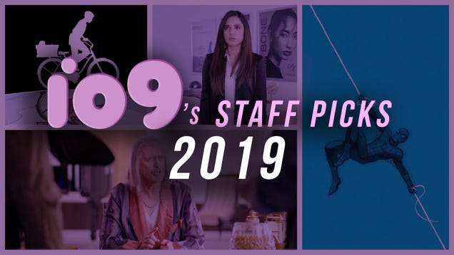 Here Are the Things io9 s Staff Is Personally Psyched About for 2019