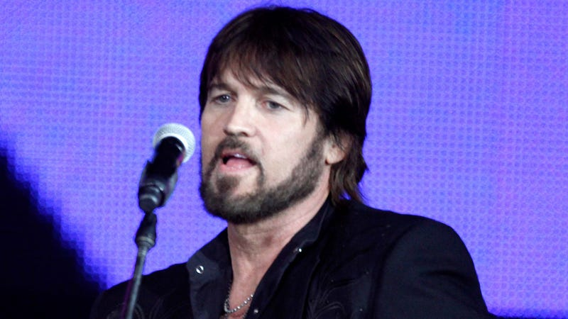 Illustration for article titled Billy Ray Cyrus Canceled His Piers Morgan Appearance Because 'GAAAHHH'