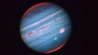 Illustration for article titled This Extraordinary Shot Of Jupiter Was Taken From The Earth's Surface