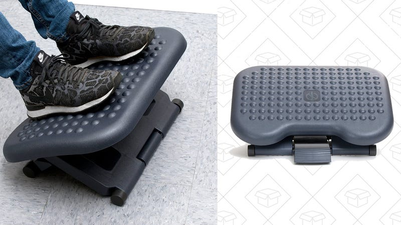 Footrest, $13