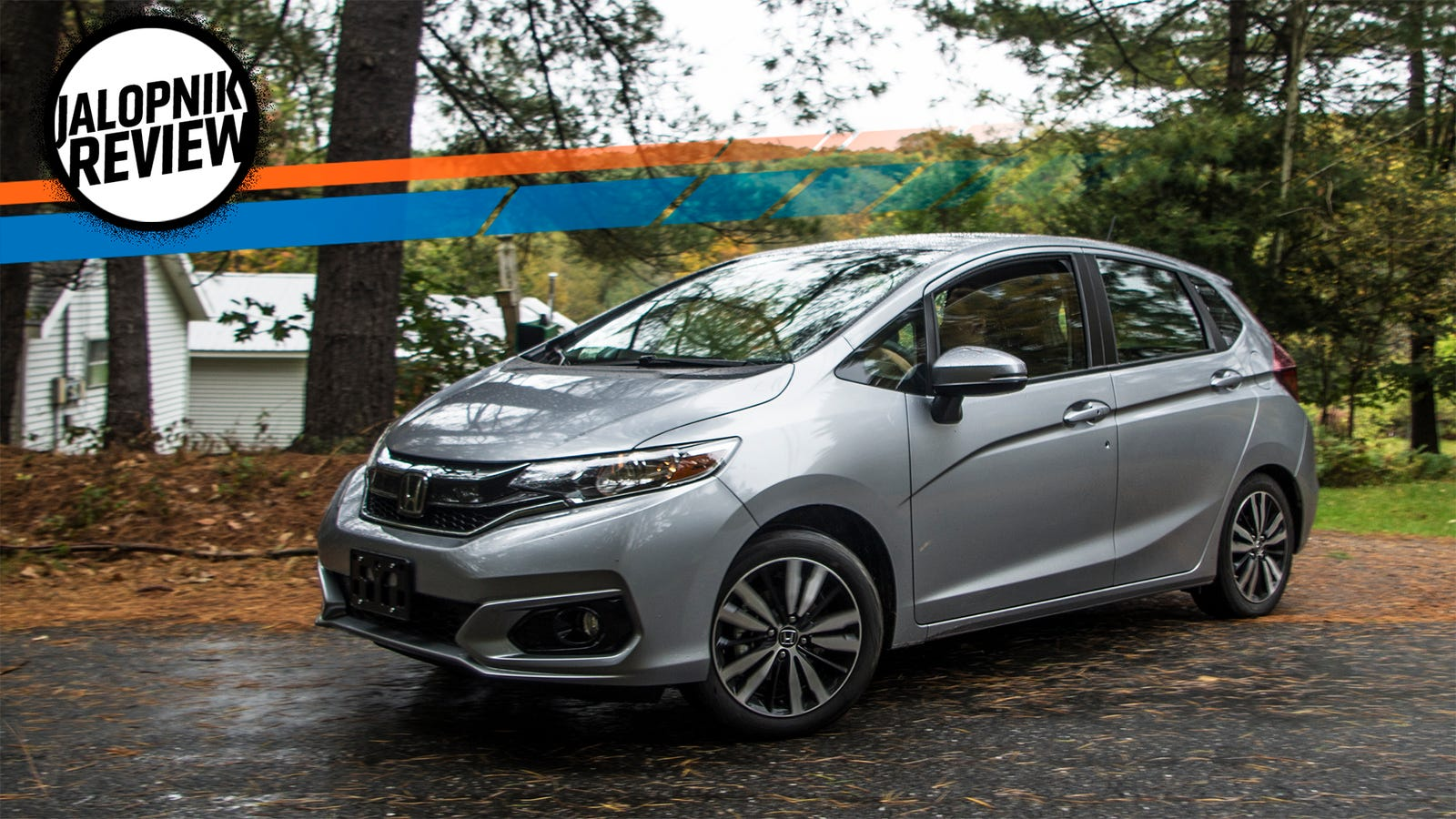 Honda Fit 2019 | Best new cars for 2018