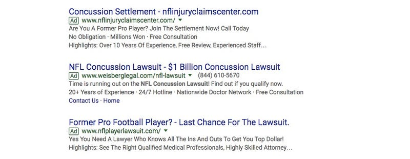 The Billion-Dollar NFL Concussion Settlement Is A New Kind