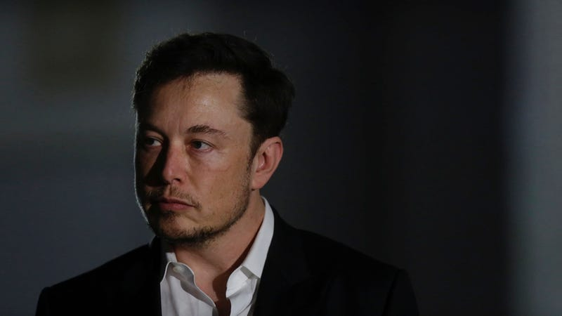 Illustration for article titled Elon Musk Gives Half-Assed Apology to Cave Diver He Called a Pedophile