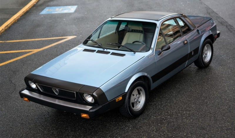 Illustration for article titled At CAN$15,000, Would You Willingly Be The Frog To This 1976 Lancia Scorpion?
