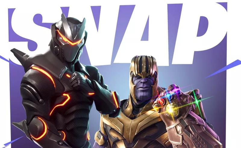 Illustration for article titled El personaje de Avengers: Infinity War que más está dando que hablar acaba de llegar a Fortnite