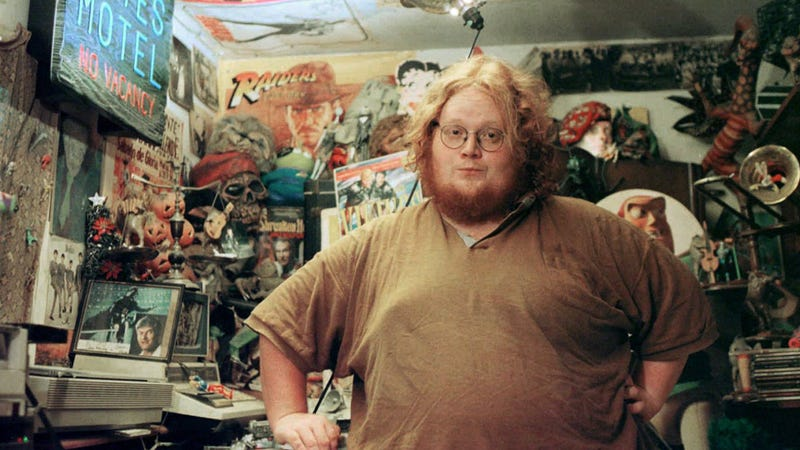 Ain't It Cool News founder Harry Knowles / Image via AP