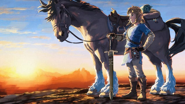 Breath Of The Wild Speedrunning Has Changed A Lot In Two Years